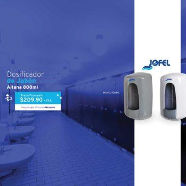 Dosificador de Jabón Jofel