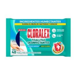Toallas Cloralex Desinfectantes