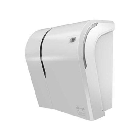 Dispensador de Toalla en Rollo AutoCut Manual Blanco